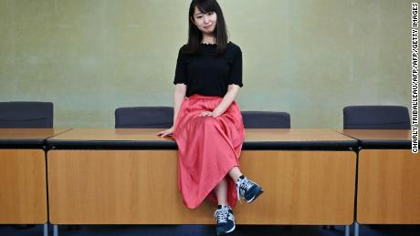 Thousands of Japanese women join campaign to ban workplace high heel requirements