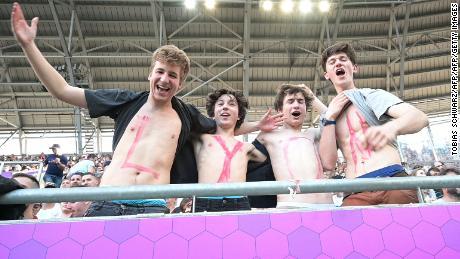 Environ 180 000 spectateurs sont attendus à Lyon lors de la dernière semaine de la Coupe du Monde Femmes.
