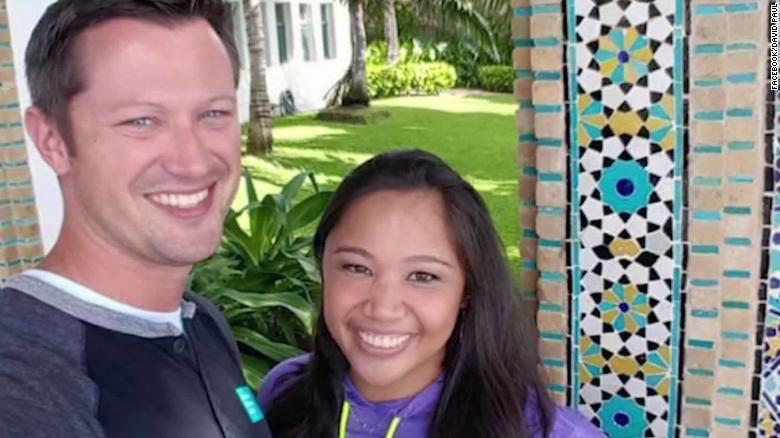 TX couple who died in Fiji had been 'throwing up for hours'