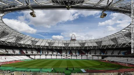 The two games will be held in the  London Stadium, the  home of West Ham United.