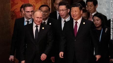 Xi to meet 'best and bosom friend' Putin amid raging US trade war