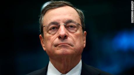 Mario Draghi a sauvé l'euro. Son remplaçant fait également face à une tâche décourageante