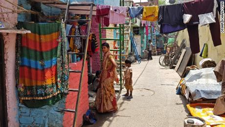 Les habitants de Ravidas disent que tout le monde est responsable de protéger son environnement des ordures.