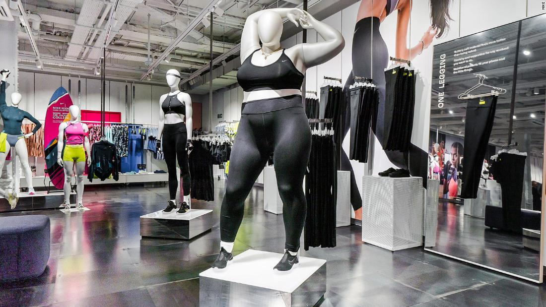 Plus-size mannequins reveal our warped perception of 'normal' (opinion) - CNN