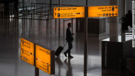 New 3D scanners at London's Heathrow Airport mean liquids can stay in your case