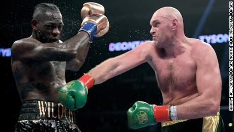 Tyson Fury annonce une revanche avec Deontay Wilder
