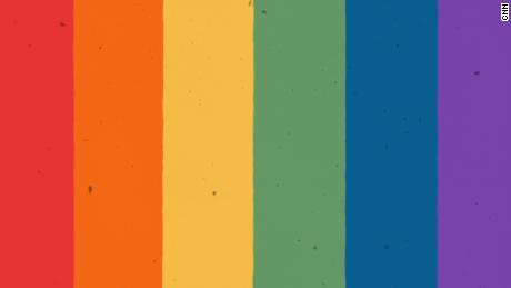 A colorful history of the rainbow flag
