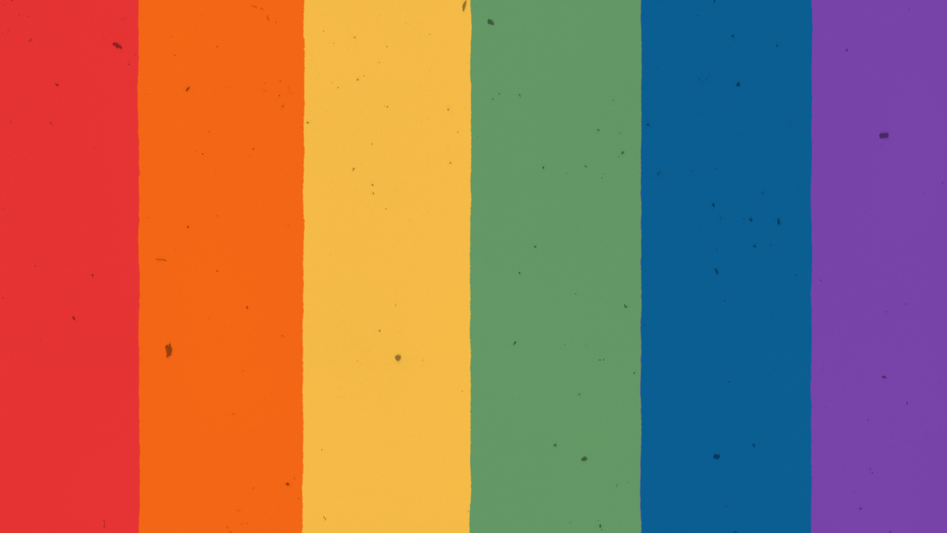 Pride 2019: A history of the rainbow flag