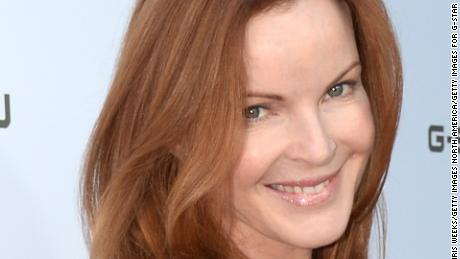Marcia Cross hopes to speak and save others