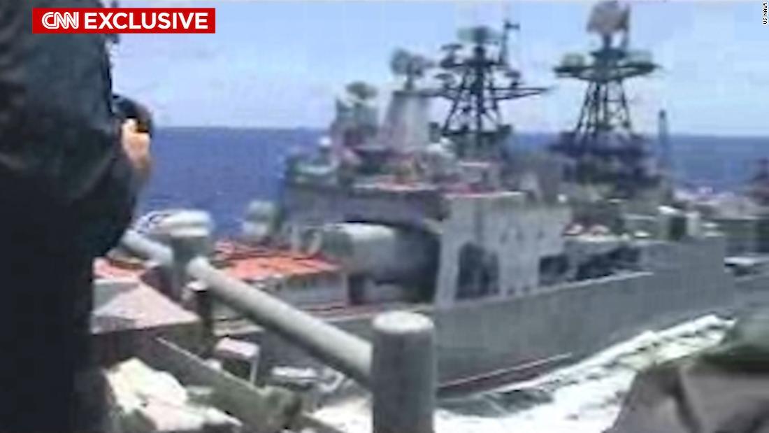 'Unprecedented level' of China-Russia cooperation threatens US dominance - CNNPolitics
