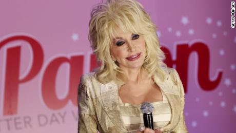 Dolly Parton donates $  1 million toward coronavirus research
