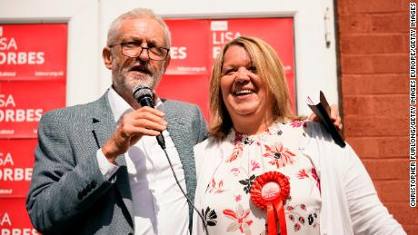 United Kingdom opposition Labour fight off Brexit Party to retain parliament seat