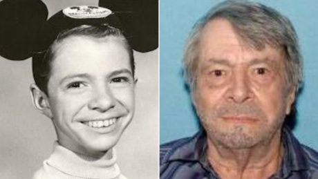Missing Mouseketeer Dennis Day dead, police say