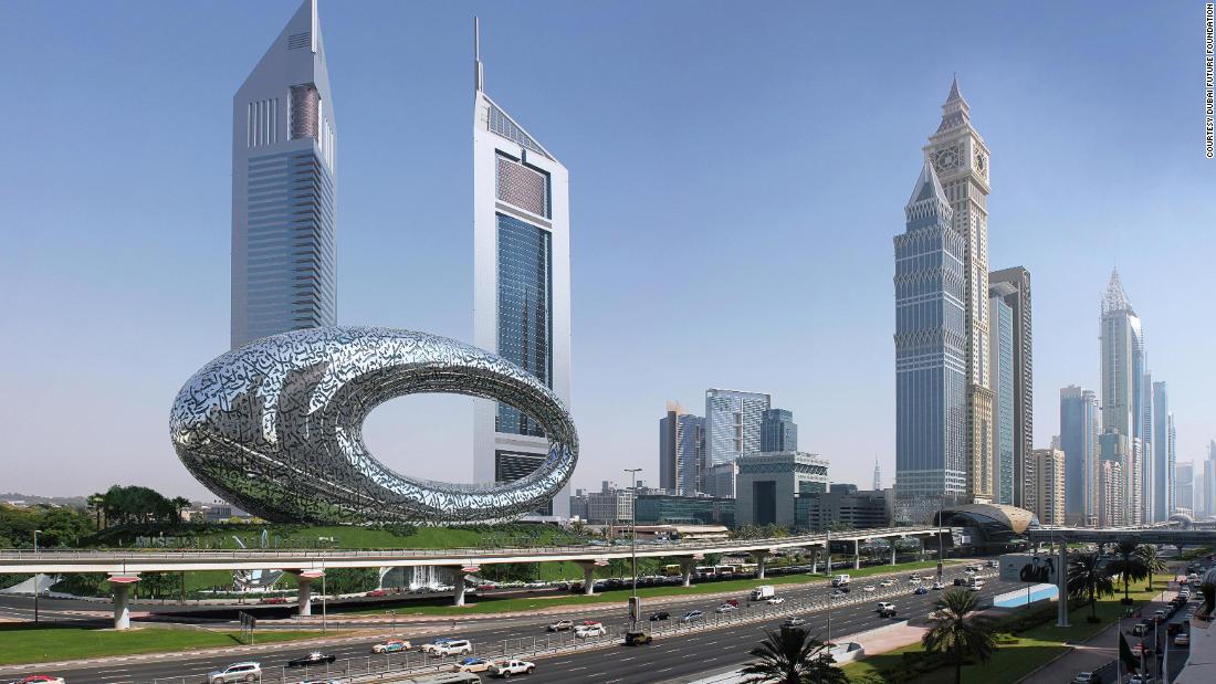 Dubai's Museum of the Future: A new world icon?