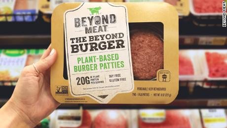 Beyond Meat Bounces Back from Sharp Decline with New Meatier Burger Patty