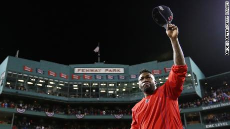 Why David Ortiz is beloved beyond baseball (and how he got the nickname Big Papi)