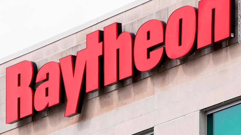 Raytheon and United Technologies announce $121bn merger