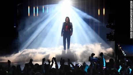Keanu Reeves était à couper le souffle & # 39; lors de l'événement E3 de la Xbox