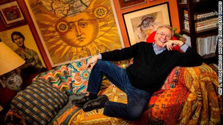 Bob Mackie: The 'Sultan of Sequins' who dresses the world's divas