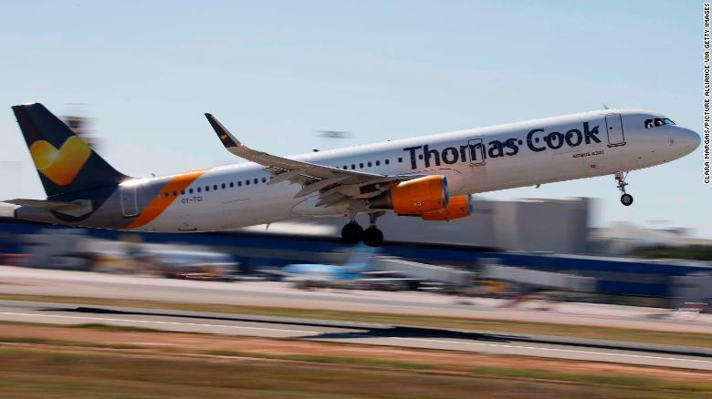 Thomas Cook travel chaos: insolvency leaves 150,000 stranded on holidays