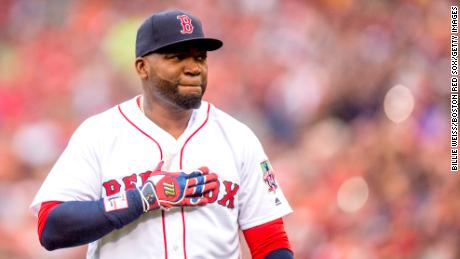Les Red Sox de Boston honorent le slugger légendaire David Ortiz au Fenway Park