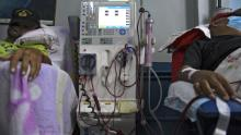 New Covid-19 crisis hits ICUs as more patients need dialysis
