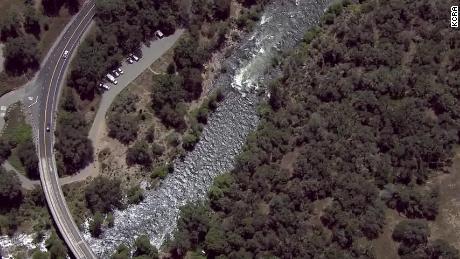 David Gordon Johnson's body was found in the Mokulmne River in Calaveras County, California.