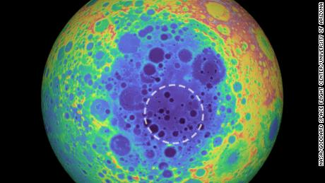 Earth blamed as rust found on Moon in solar surprise
