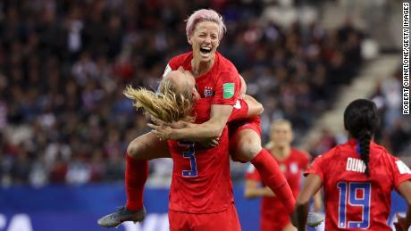 U.S. stormed to the biggest margin of victory in World Cup history.