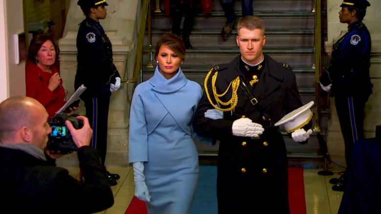 Melania Is 'Our Own Jackie O'