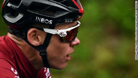 Froome a câștigat toate cursele de ciclism Grand Tour - Giro d'Italie, Turul Franței și Vuelta a España.