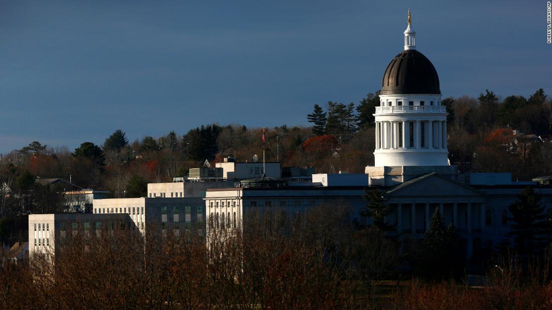 Maine effectively legalizes assisted suicide - CNNPolitics