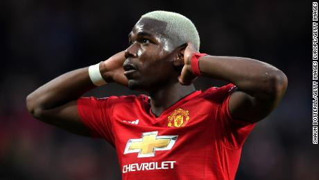Paul Pogba has been linked with a move away from Manchester United.