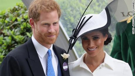 Royal Ascot: Tracking Britain's most famous family at the races