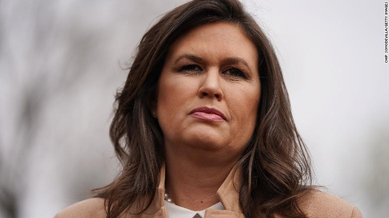 Sarah Sanders running for Arkansas governor