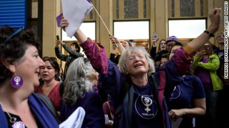 Women on strike in Switzerland for more equality, fairer pay