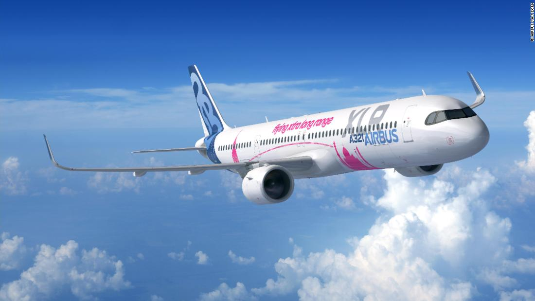 Airbus A321XLR: Small jets are the future of big trips