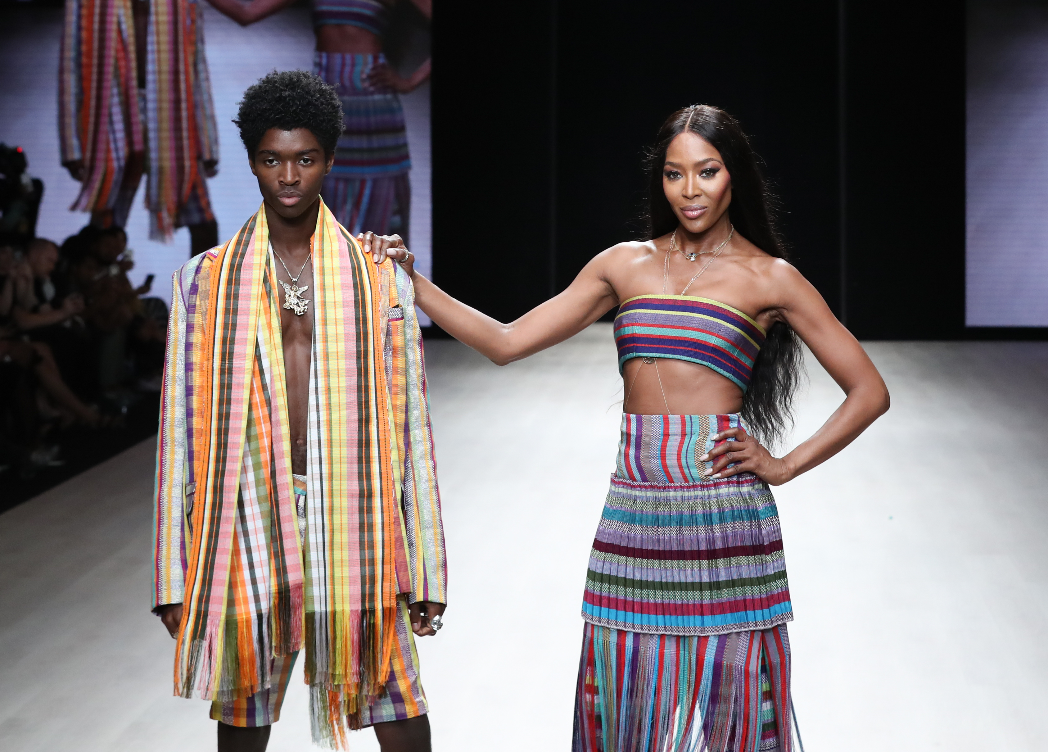 Kenneth Ize The Lvmh Prize Finalist Redefining African Luxury Cnn Style