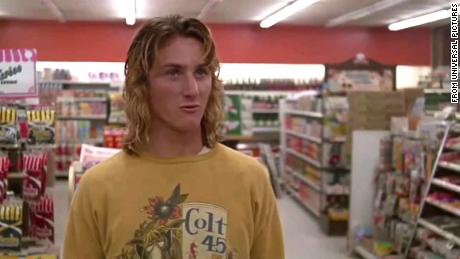 Sean Penn gave a memorable portrayal of a surfer dude in the 1982 film.