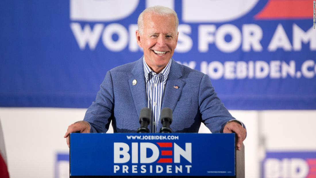 Joe Biden announces massive $20 million raised as first debate approaches - CNNPolitics