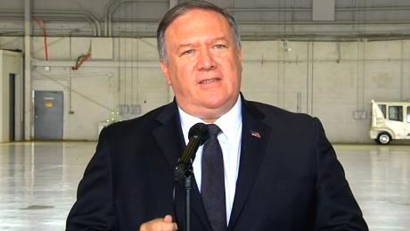 Pompeo says USA prepared to remove troops from Afghanistan