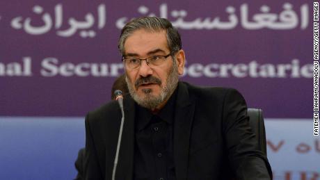 Iran claims it dealt 'heavy blow' to US 'spy network'