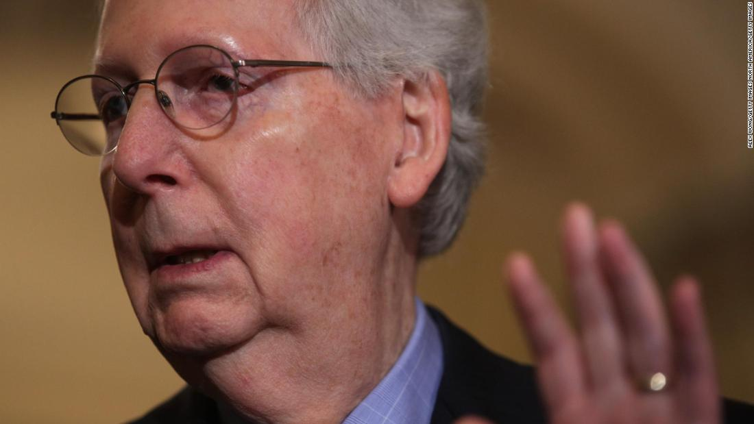 Mitch McConnell's leadership has been a big, fat waste (Opinion) - CNN