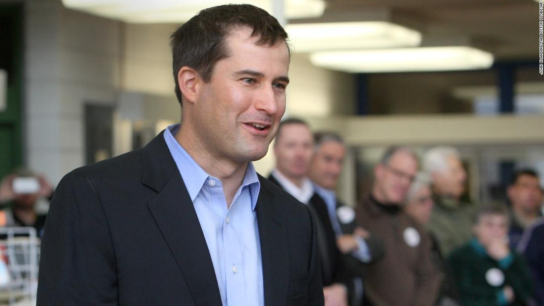 Congressman Seth Moulton drops out of the Democratic presidential race
