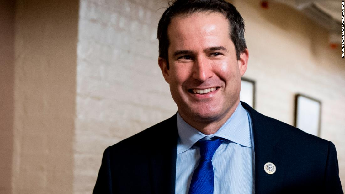 Trump Blames Dow Drop on Exiting 2020 Candidate Seth Moulton