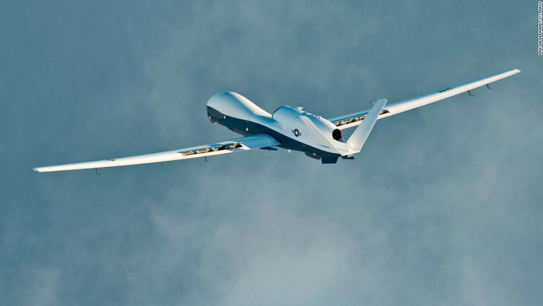 US Iran: what shooting down a $110 mn drone tells us about Iran's military - CNN