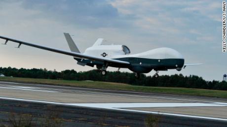 Live updates: Iran shoots down US drone