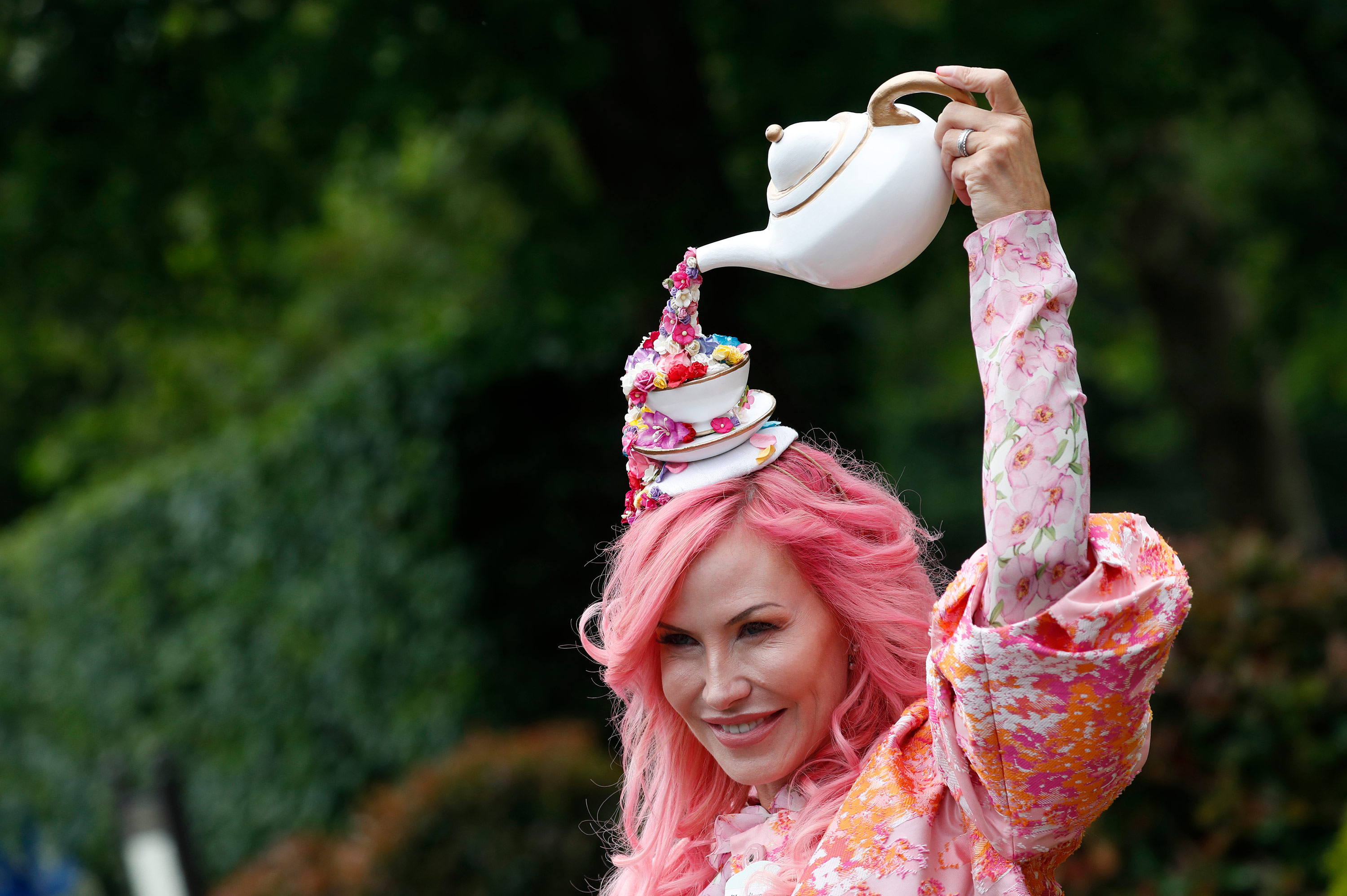 Royal Ascot 2019: The most impressive hats on show - CNN Style