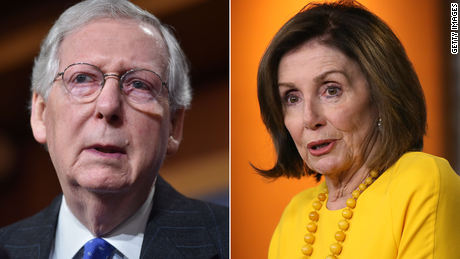 GOP pushes back on White House's stimulus talks with Pelosi, signaling final action could slip until after elections