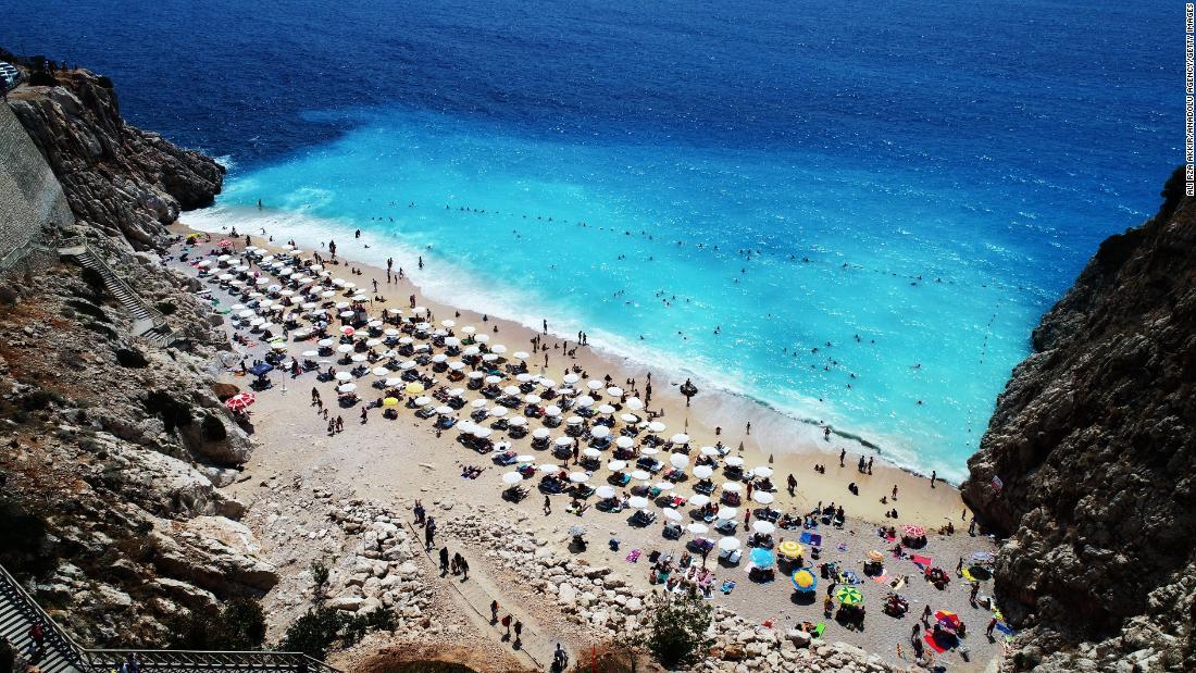 Turkey's Turquoise Coast, the next seaside hotspot